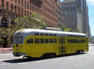 PCC_car_in_San_Francisco