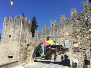 san_marino gate