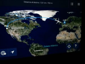 delta pdx_ams flight_map