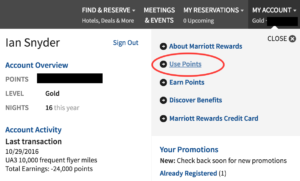 transfer marriott points to united